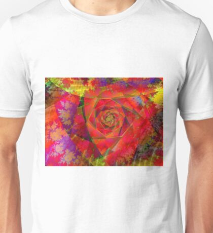 Bed Of Roses Unisex T-Shirt