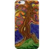 Pastel tree of life iPhone Case/Skin