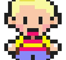 Young Lucas - Mother 3 by fuzzynegi