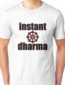 instant dharma wheel of life Unisex T-Shirt