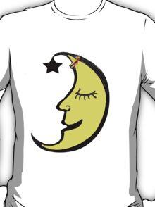 Grasshopper on The Moon T-Shirt