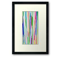 Summer Daze Framed Print
