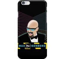 Heisenberg / Max Headroom Mashup iPhone Case/Skin