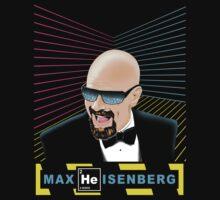 Heisenberg / Max Headroom Mashup T-Shirt