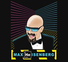Heisenberg / Max Headroom Mashup Unisex T-Shirt