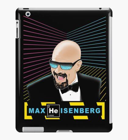 Heisenberg / Max Headroom Mashup iPad Case/Skin