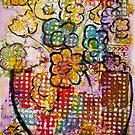 floppy flowers by carol selchert