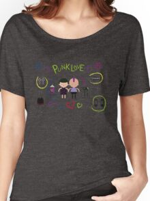 Punk Love Women's Relaxed Fit T-Shirt