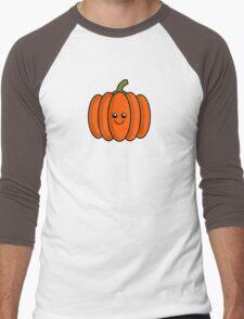 Cute Pumpkin Men's Baseball ¾ T-Shirt