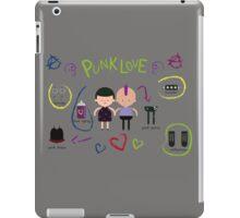 Punk Love iPad Case/Skin