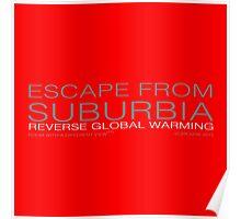 4EARTH Project - escape Poster