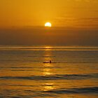 Fancy an early morning paddle - Forster NSW by kelliejane
