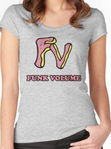 Funk Volume Odd Future Women's Fitted Scoop T-Shirt