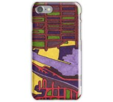 Salmon Bay, Seattle iPhone Case/Skin