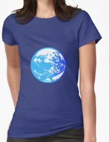 Mother Earthbound (Logo) Womens Fitted T-Shirt