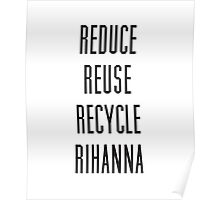 The 4 R's Poster