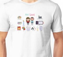 Art Love Unisex T-Shirt