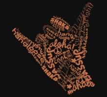 Shaka Sign Hang Loose by © Karin Taylor