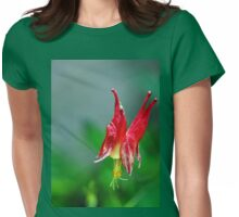 Wild Columbine Womens Fitted T-Shirt