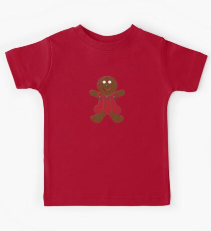 Gingerbread Woman Kids Tee
