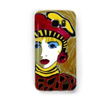 Maurine the Queen Samsung Galaxy Case/Skin