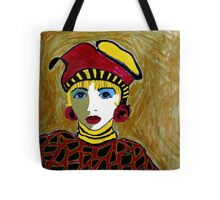 Maurine the Queen Tote Bag