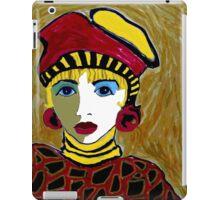 Maurine the Queen iPad Case/Skin