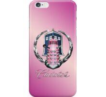 Pink Cadalek iPhone Case/Skin