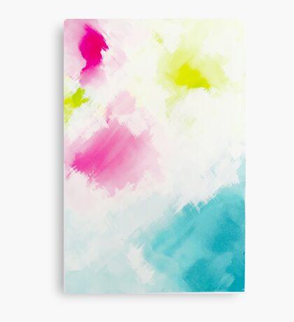 Colour Me Happy Canvas Print