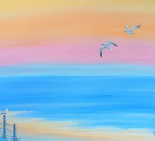 """""""Morning Stroll"""" by JoNeL-Art"""