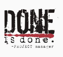 Done is Done by ProcessPerson