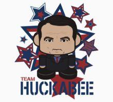 Team Huckabee Politico'bot Toy Robot by Carbon-Fibre Media
