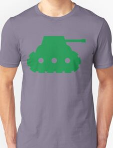 Mini Army Tank T-Shirt