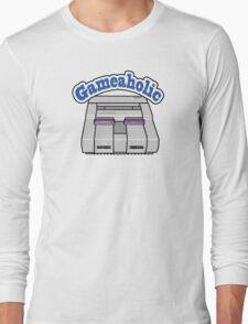 Gameaholic Long Sleeve T-Shirt