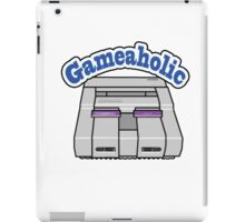 Gameaholic iPad Case/Skin