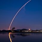 Delta 4 Launch of GOES-P Satellite by Per Hansen