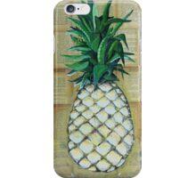 Golden Pineapple  iPhone Case/Skin