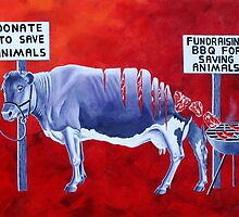 RSPCA: Hypocrisy Is Our Mission by Jo frederiks