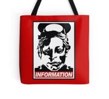 "Heavenly Host ""Information!"" Tote Bag"