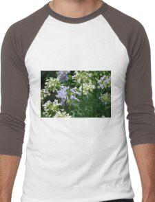 Lily of the Nile (II) Men's Baseball ¾ T-Shirt