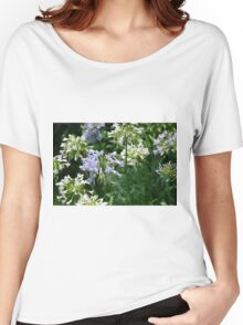 Lily of the Nile (II) Women's Relaxed Fit T-Shirt