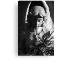Faith Series - Angel I Canvas Print