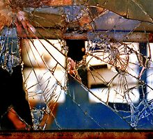 Broken Glass by Dana Roper