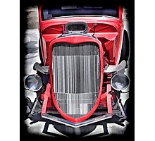 Hotrod Photographic Print