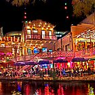 Party Time in San Antonio by Don Despain