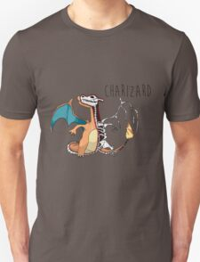Pokemon Red Marrow Version: Pokemon Anatomy T-Shirt