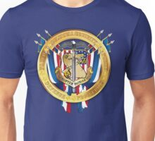 Columbia Security Coat of Arms Unisex T-Shirt