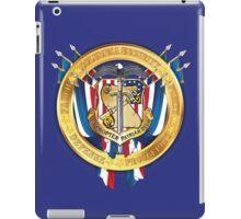 Columbia Security Coat of Arms iPad Case/Skin