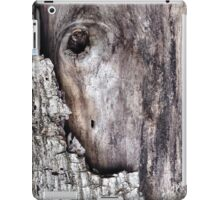 wood cortex iPad Case/Skin