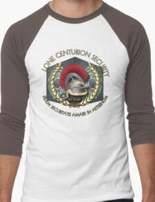 Lone Centurion Security Men's Baseball ¾ T-Shirt